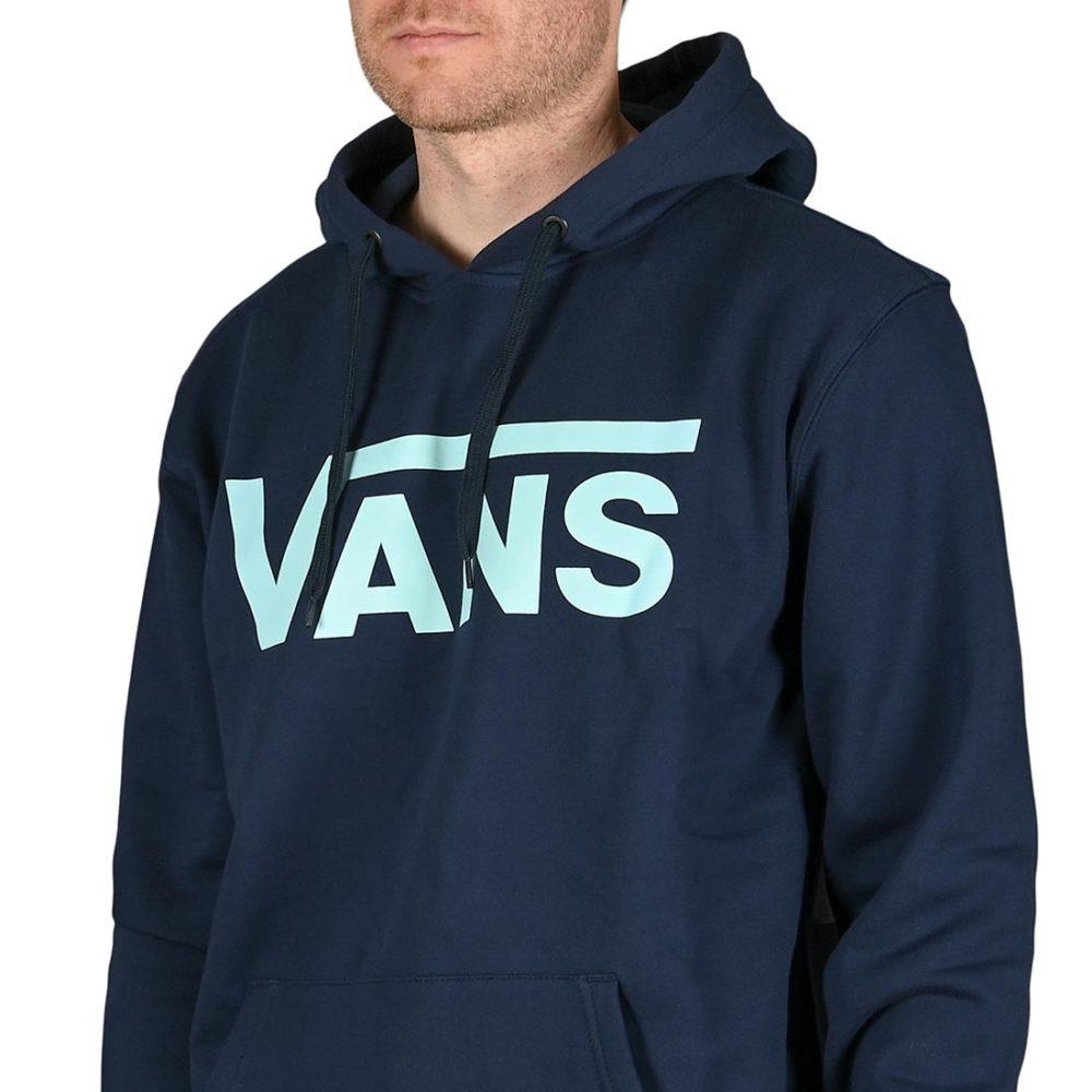 Vans Classic II Pullover Hoodie - Dress Blues / Plumes