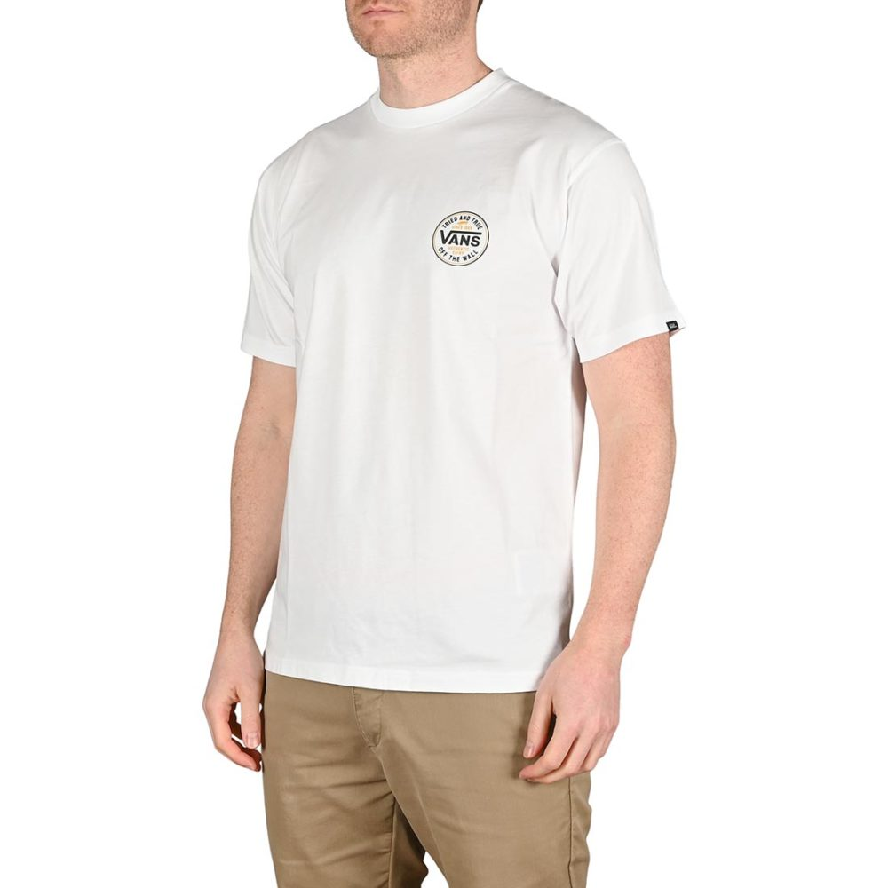 Vans Tried And True S/S T-Shirt - White