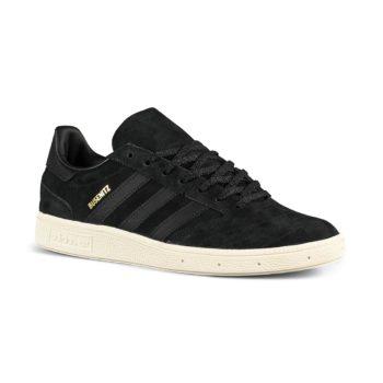 Adidas Busenitz Vintage Skate Shoes - Core Black / Core Black / Chalk White