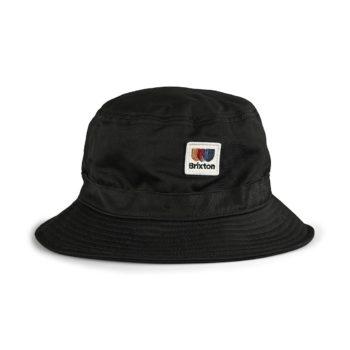 Brixton Alton Packable Bucket Hat - Black