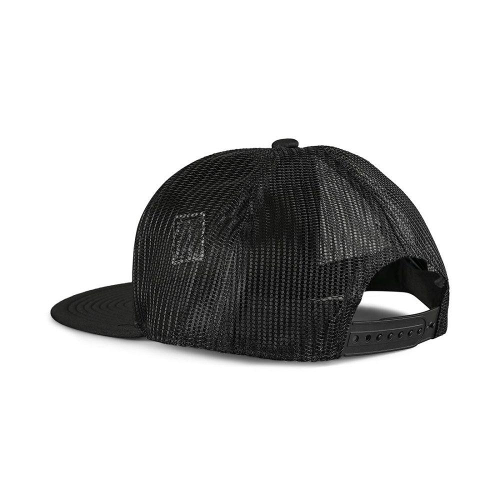 Brixton Beta MP Mesh Back Trucker Cap - Black
