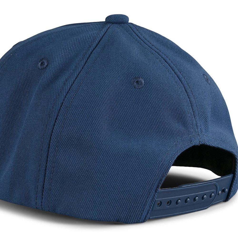 Brixton Crest C MP Snapback Cap - Joe Blue