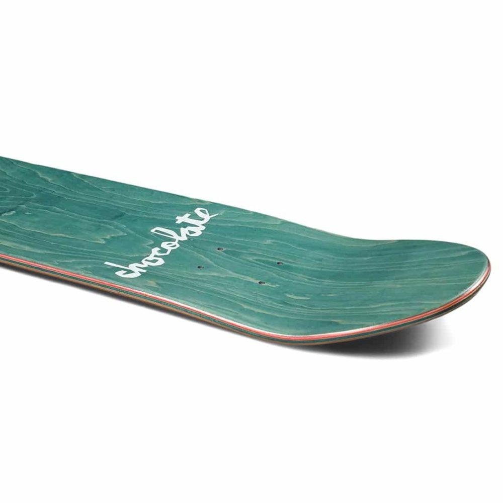"Chocolate Original Chunk W40 V2 Chris Roberts 7.75"" Skateboard Deck"