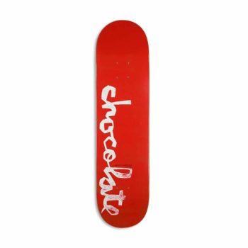 "Chocolate Original Chunk W40 V2 Kenny Anderson 8"" Skateboard Deck"