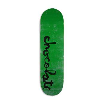 "Chocolate Original Chunk W40 V2 Raven Tershy 8.5"" Skateboard Deck"