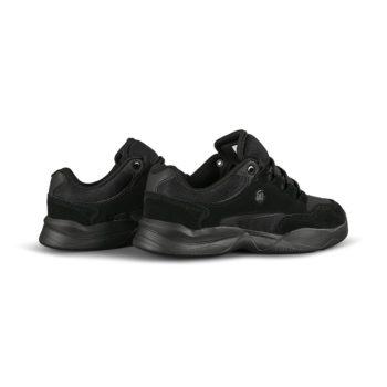 DC Decel Skate Shoes - Black / Black / Black