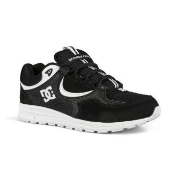 DC Kalis Lite Skate Shoes - Black / Black / White