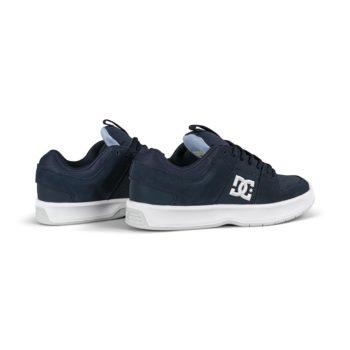 DC Lynx Zero Skate Shoes - Navy