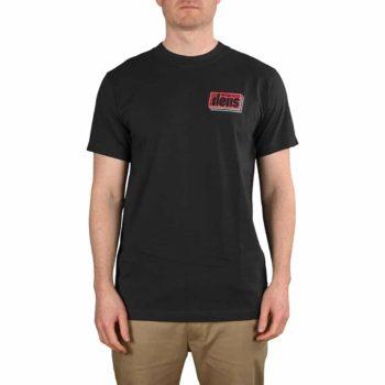 Deus Ex Machina Brain Freeze S/S T-Shirt - Phantom Black
