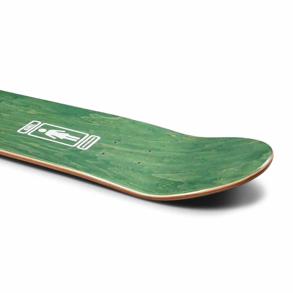 """Girl 93 Til W40 V2 Andrew Brophy 7.75"""" Skateboard Deck"""