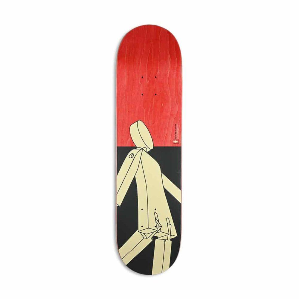 Girl Marionette Rick McCrank Skateboard Deck