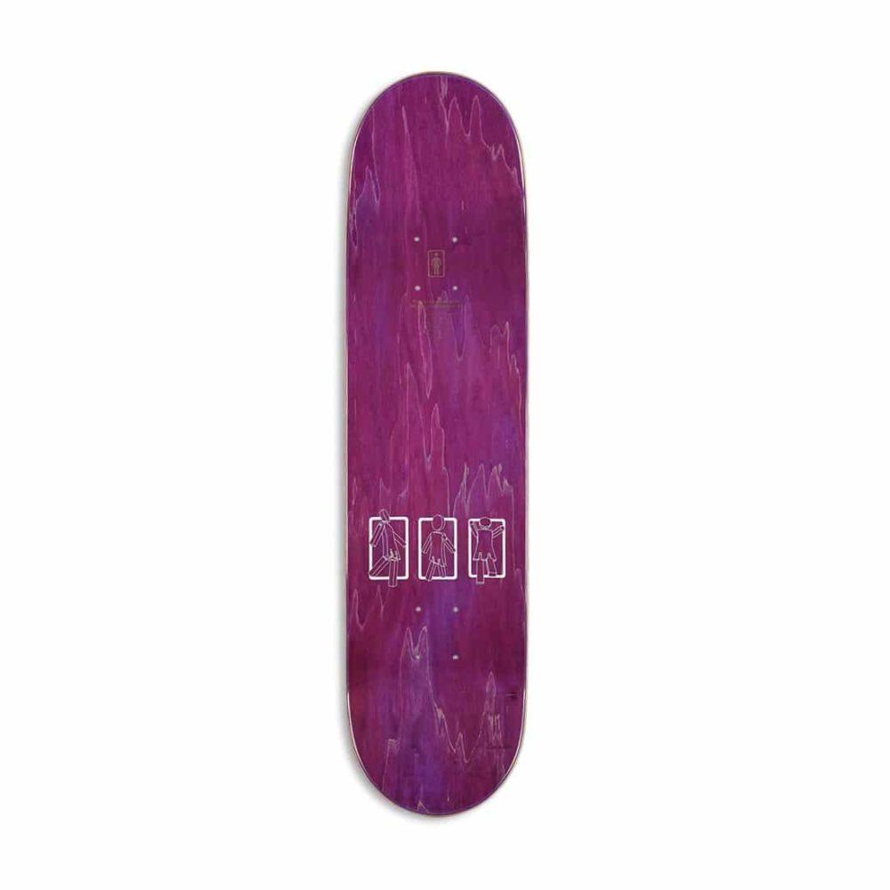 Girl Marionette Sean Malto Skateboard Deck