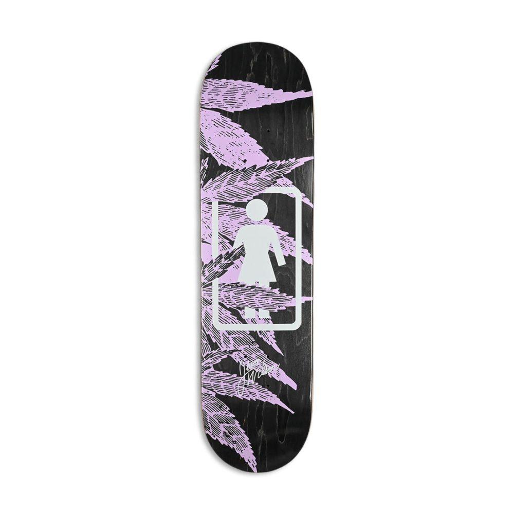 Girl Smoke Session One Off W40 Jeron Wilson Skateboard Deck