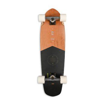 "Globe Big Blazer 32"" Complete Cruiser Skateboard - Black Cherry"