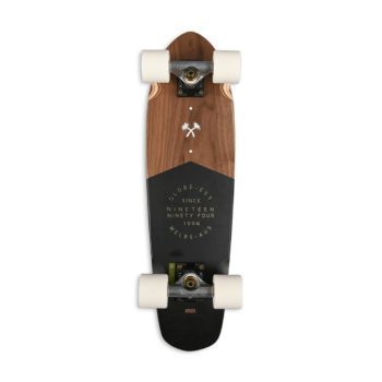"Globe Blazer 26"" Complete Cruiser Skateboard - Walnut"
