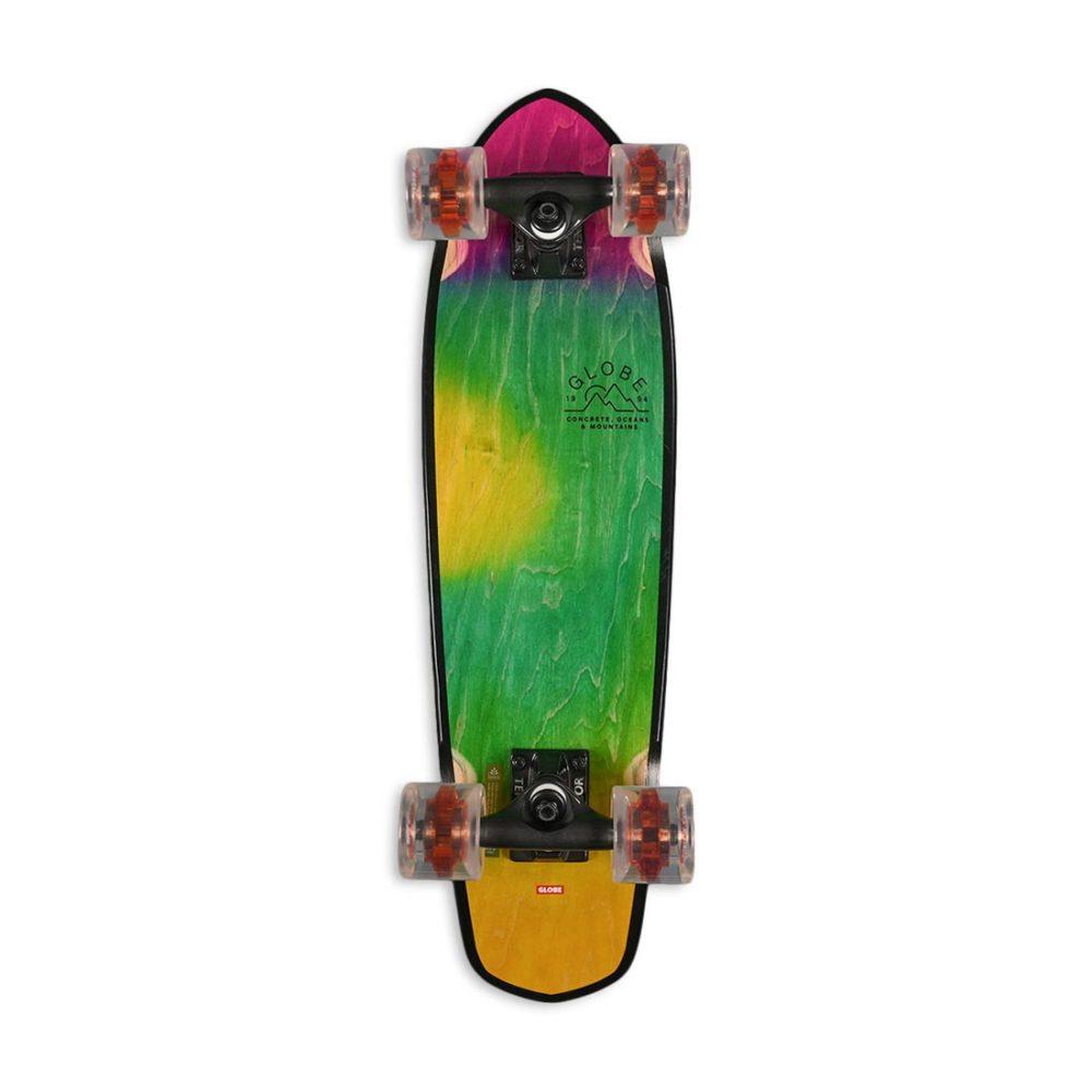 "Globe Blazer 26"" Complete Cruiser Skateboard - Washed Blue"