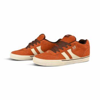 Globe Encore 2 Skate Shoes - Cinnamon