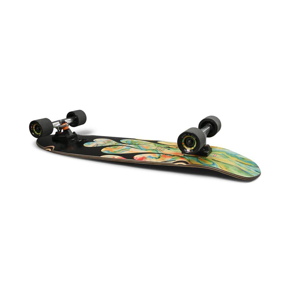 "Globe x Dead Kooks Big Blazer 32"" Complete Cruiser Skateboard - DK Black / Resin"