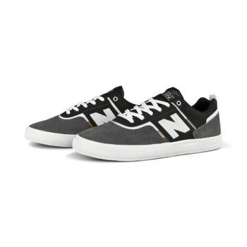 New Balance Numeric 306 Jamie Foy Skate Shoes - Grey / Black