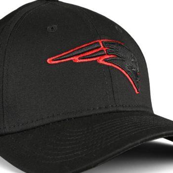 New Era New England Patriots Tonal 39Thirty Cap - Black