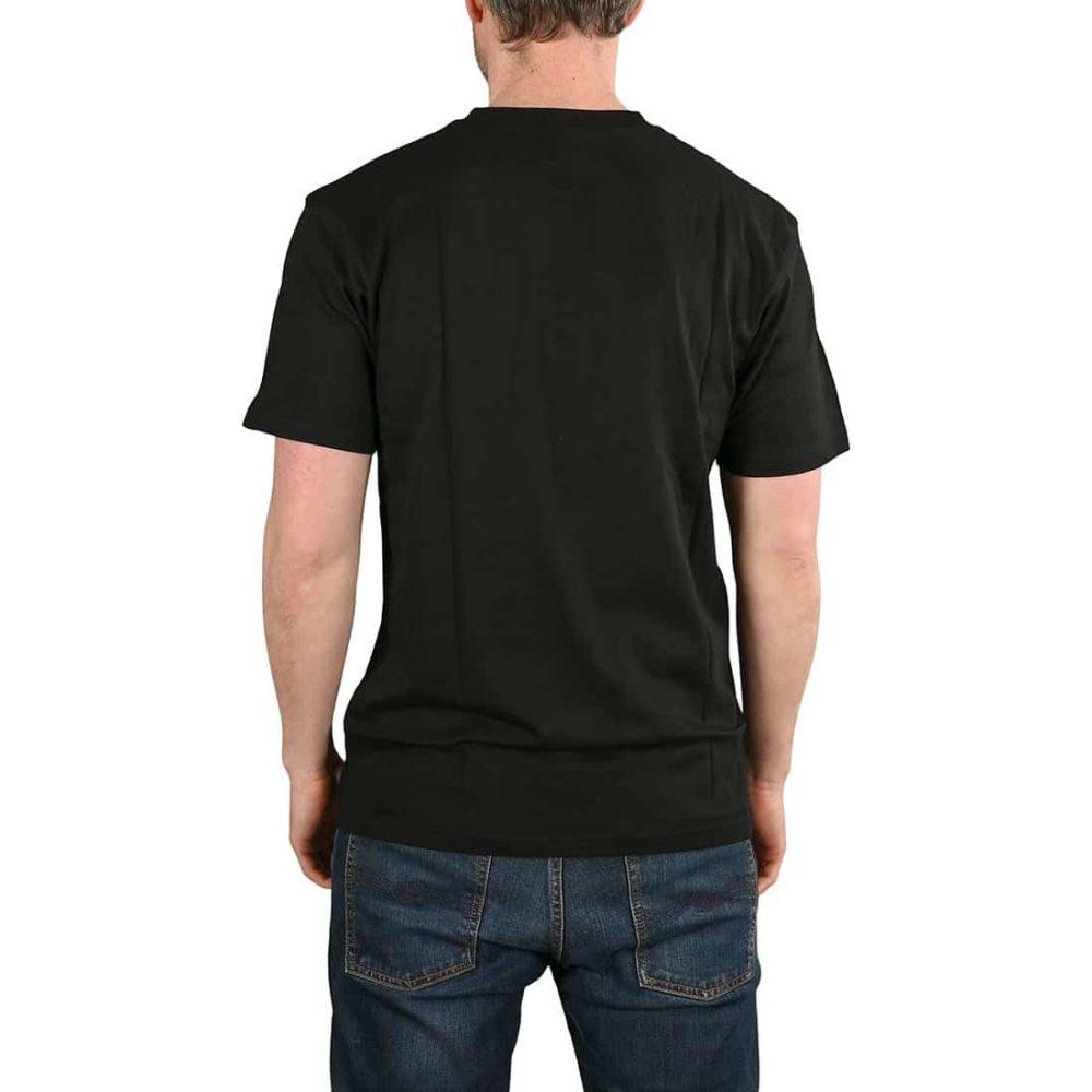 Santa Cruz Scales Screaming Hand S/S T-Shirt - Black