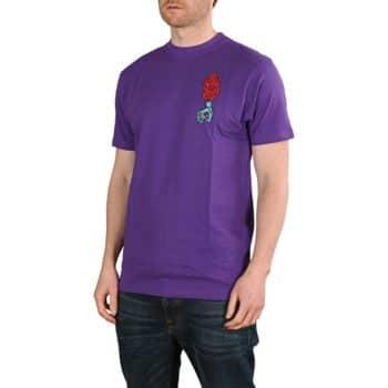 Santa Cruz Screaming Hand Scream S/S T-Shirt - Purple