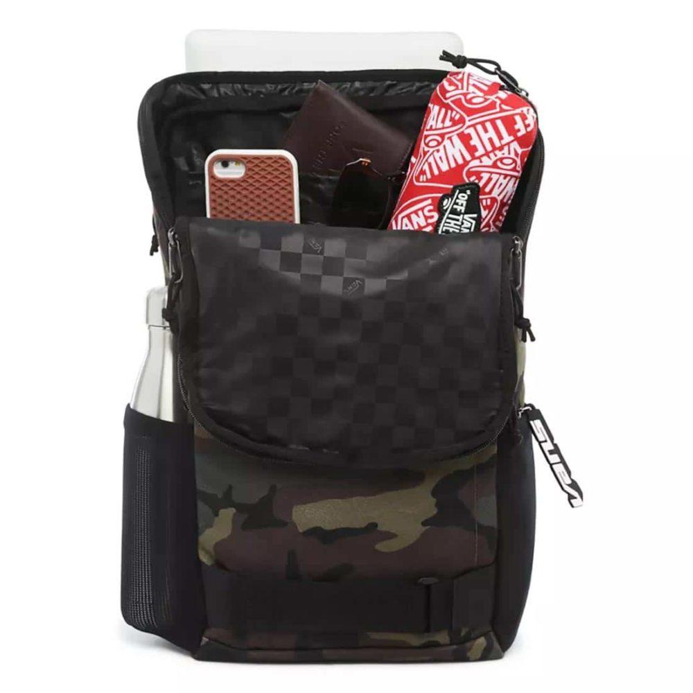 Vans Obstacle 23L Skatepack Backpack - Classic Camo
