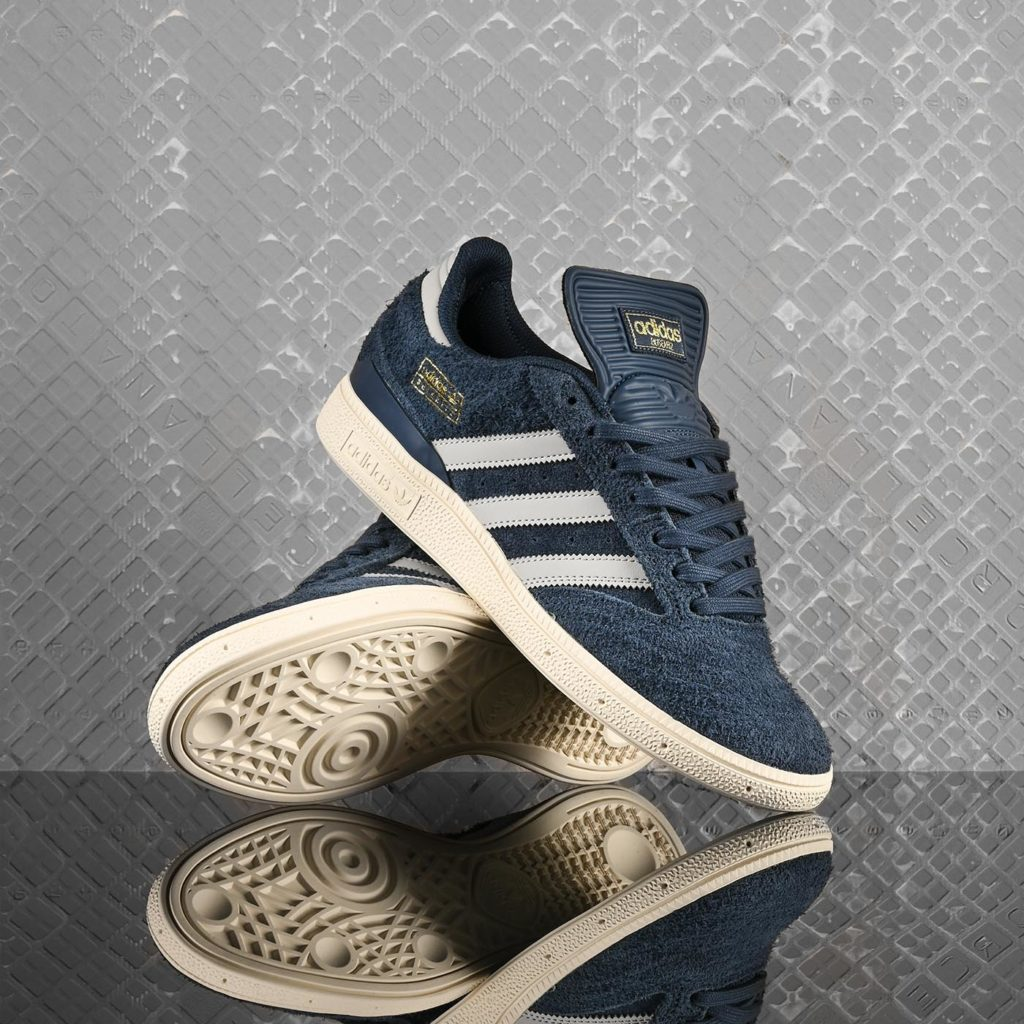 Adidas Busenitz Crew Navy Shoes