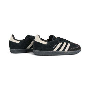 Adidas Maite Samba ADV Shoes - Core Black / White / Core Black
