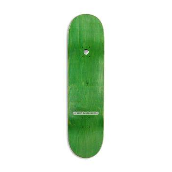 """Alien Workshop Visitor 8.25"""" Skateboard Deck"""