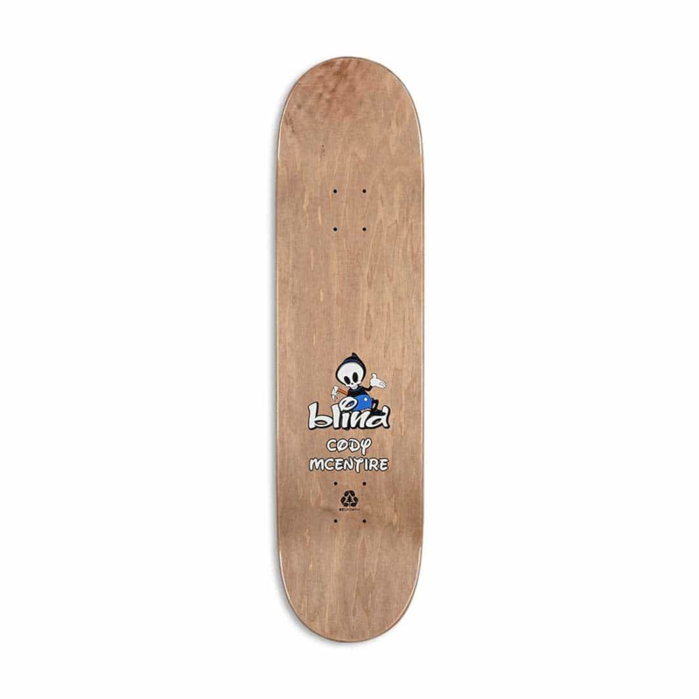 """Blind Papa Reaper Character R7 8.25"""" Skateboard Deck - Cody McEntire"""