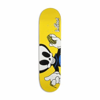 "Blind Papa Reaper Character R7 8"" Skateboard Deck - Micky Papa"