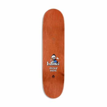 "Blind Papa Reaper Character R7 8"" Skateboard Deck - Micky Papa"