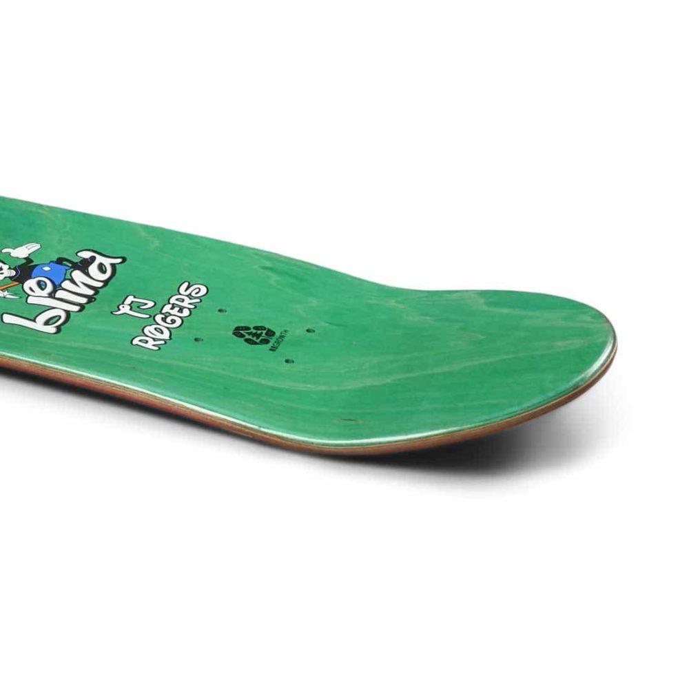 "Blind Papa Reaper Character R7 8"" Skateboard Deck - TJ Rogers"