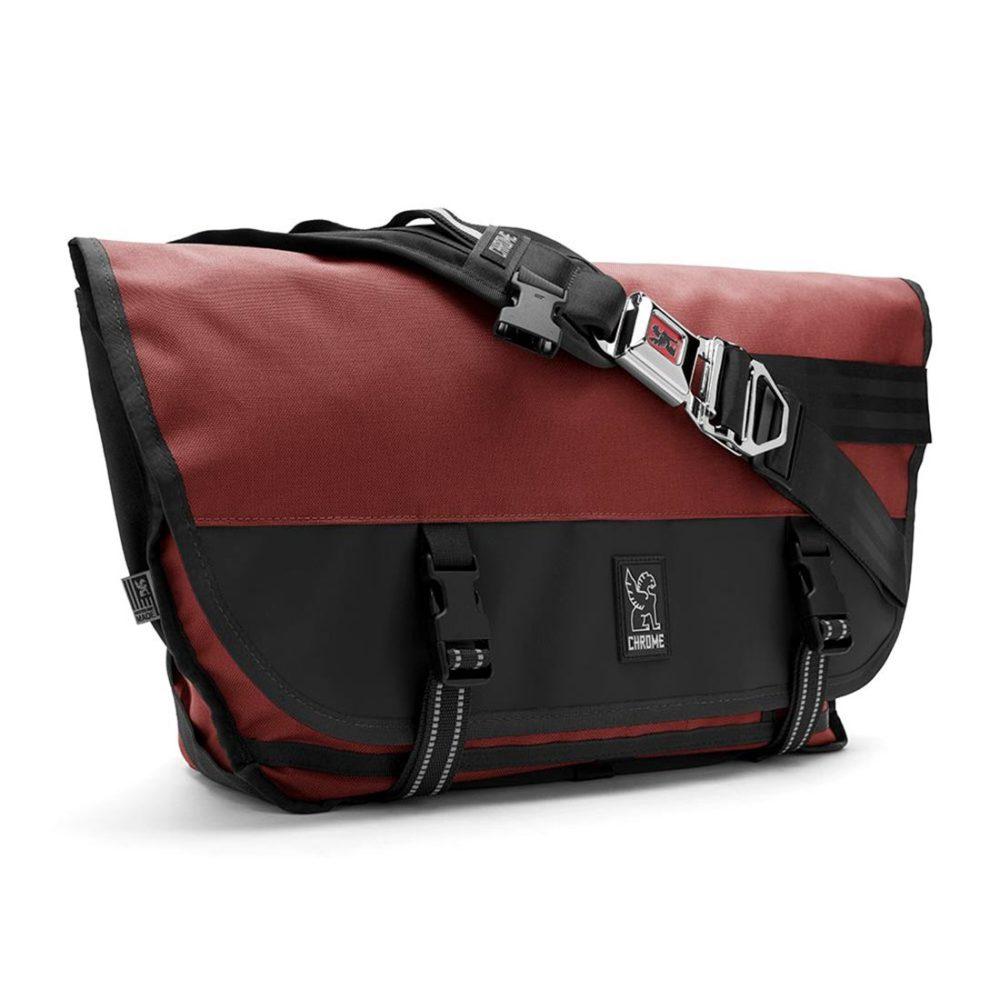 Chrome Citizen 26L Messenger Bag - Brick