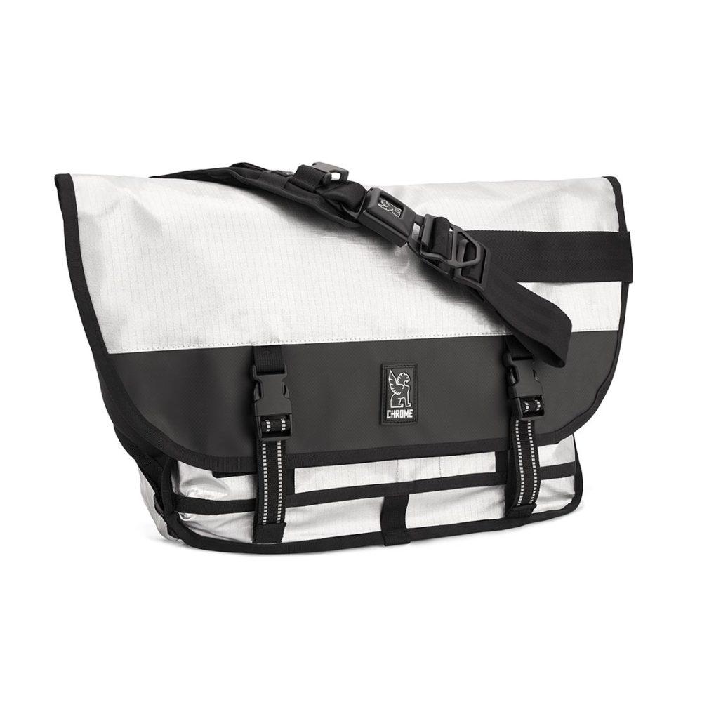 Chrome Citizen 26L Messenger Bag - Chromed