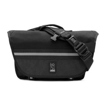 Chrome Mini Buran 15L Messenger Bag - Night / Black