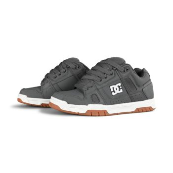 DC Shoes Stag - Grey / Gum