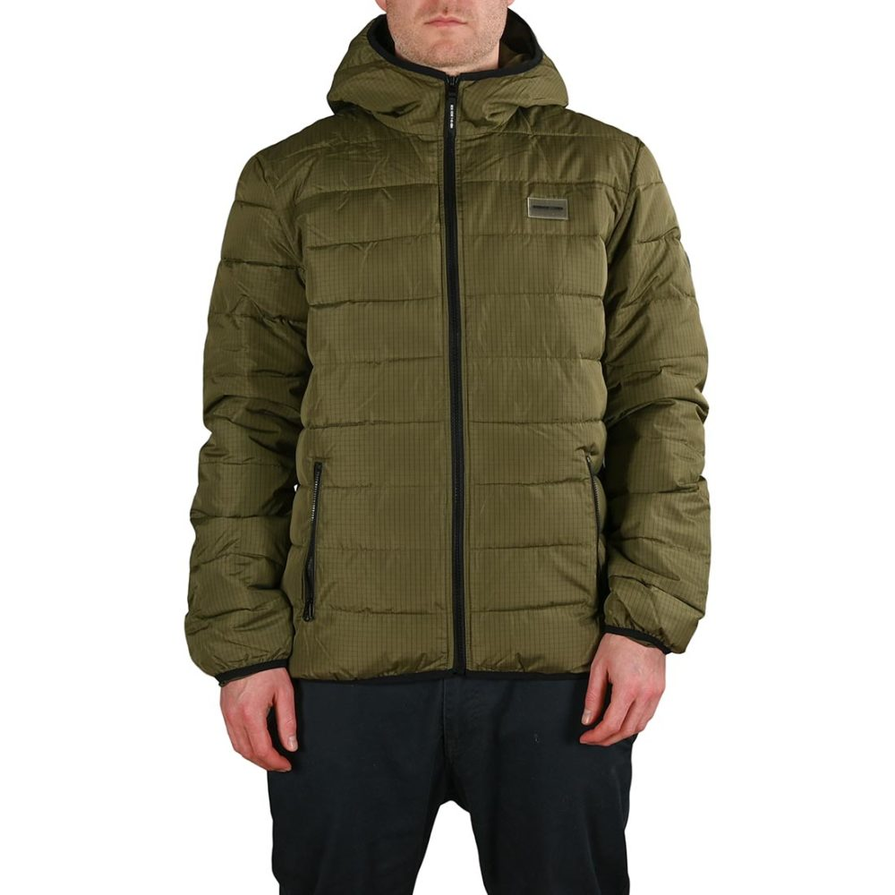 DC Turner Puffer Jacket - Fatigue Green