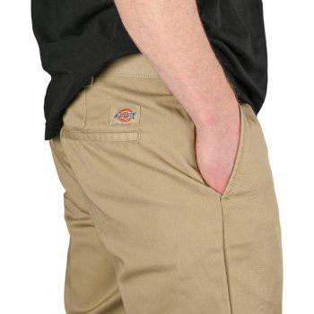 Dickies Slim Fit Work Short - Khaki
