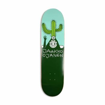 "Element Jaakko Ojanen Earth Revolution 8.25"" Skateboard Deck"