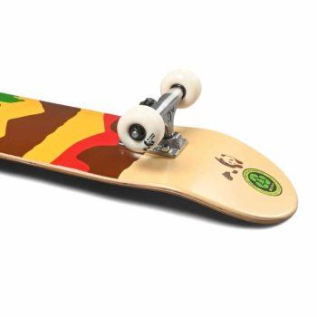 """Enjoi Burger Time 7.375"""" Youth FP Complete Skateboard"""