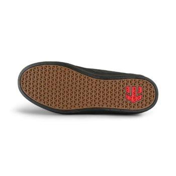 Etnies Jameson Mid Crank MTB Shoes - Black / Dark Grey / Red