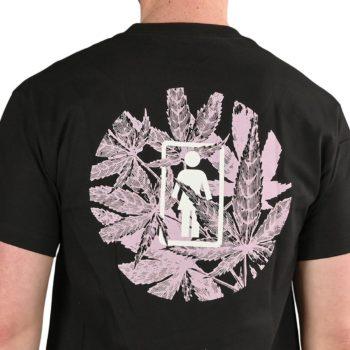 Girl Skateboards Smoke Session S/S T-Shirt - Black