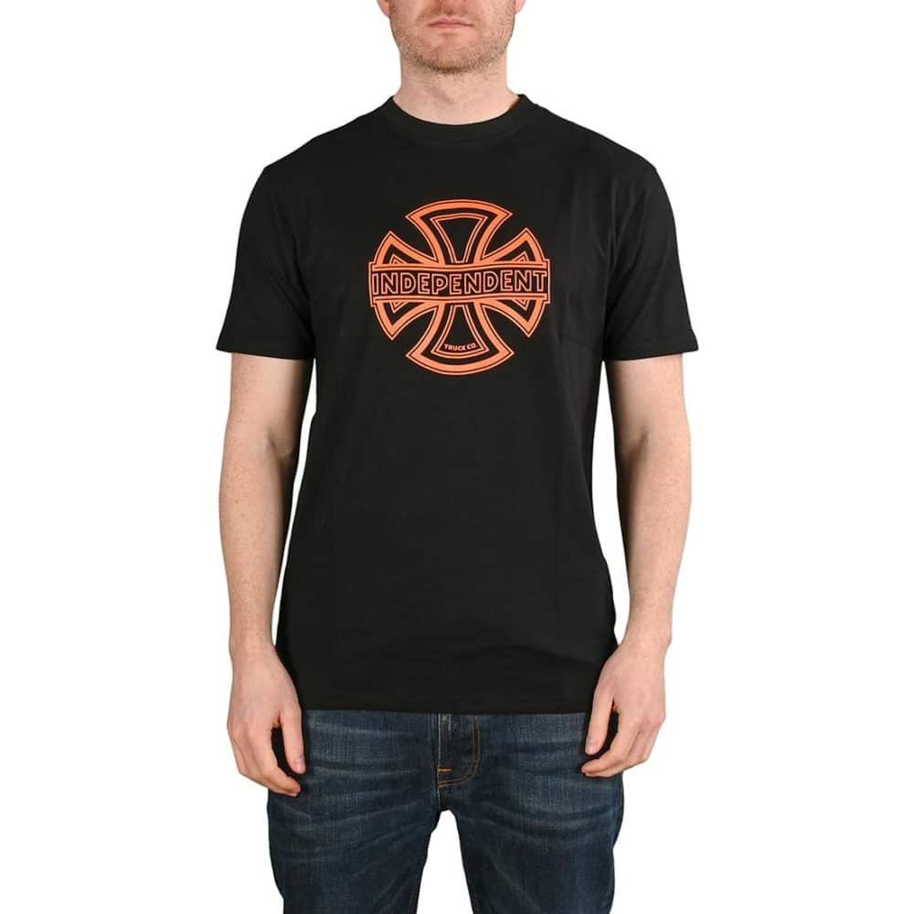 Independent Convex S/S T-Shirt - Black
