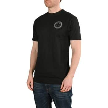 Independent FTS Skull S/S T-Shirt - Black