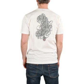 Independent ITC Strike S/S T-Shirt - White