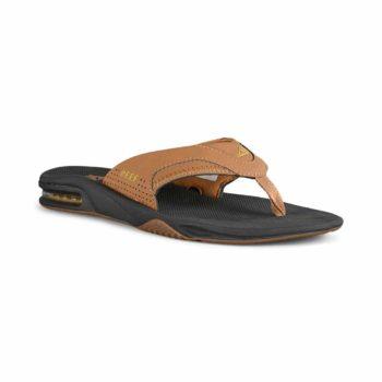 Reef Fanning Sandals - Grey / Khaki