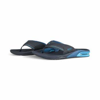 Reef Fanning Sandals - Ocean Blue