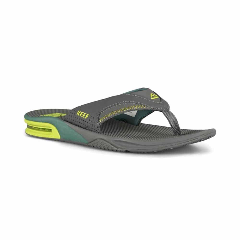 Reef Mens Fanning Sandals - Grey Volt